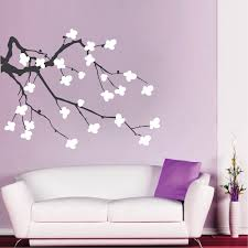 Cherry Blossom Branch Wall Decal Trendy Wall Designs