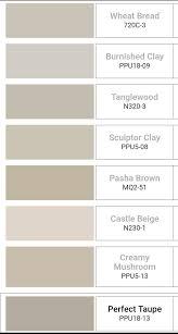 behr neutral paint colors bathroom