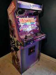 genuine punching dragon arcade machine