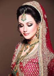 types of bridal makeup in stani