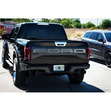 Platinum Tailgate Satin Matte Chrome Vinyl Letter Insert Decal 15 17 Ford F 150 Auto Parts And Vehicles Car Covers Magenta Cl