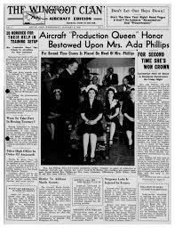 Wingfoot Clan - Aircraft Edition 1945 01 03 - Wingfoot Clan ...