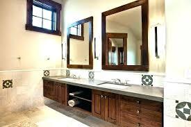 thumb updating bathroom mirror
