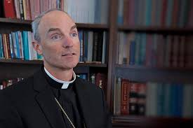 Substantial evolution:' Bishop Parker shares observations on response to  abuse crisis - Catholic Review