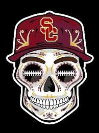 Pin By College Sports 101 On Usc Vinyl Decal Stickers Usc Trojans Vinyl Decals