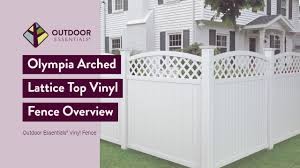 Vinyl Fence Resources Outdoor Essentials