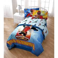 second hand power rangers bedding in