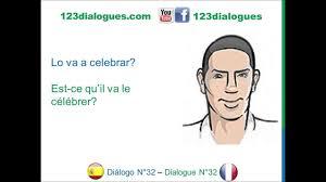 Dialogo 32 Espagnol Frances Fiesta De Cumpleanos Fete D