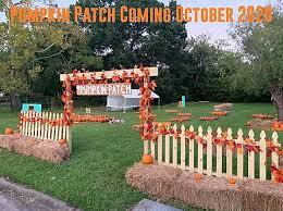 Pumpkin Patch Angletonfumc