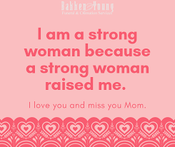 10 Quotes to Remember Your Mom on Mothers Day - Bakken Young Funeral Home -  River Falls and New Richmond Wi