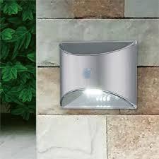 Arlec Solar Wall Light With Motion Sensor Bunnings Warehouse