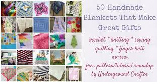 handmade blankets that make great gifts