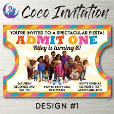 Invitaciones Para Tu Fiesta De Coco Decoracion De Fiestas