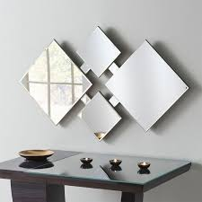 art deco wall mirror 122x74cm