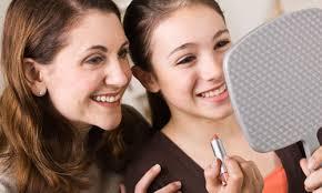 should your daughter start wearing makeup