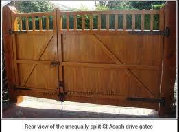 Wood Gate Wood Gates Driveway Fence Gate Design Backyard Gates