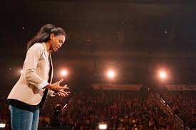 Priscilla Shirer:Actor, Mom, Minister, Daughter   Salvation Army Connects