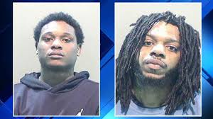 Detroit men charged with stealing two unoccupied cars, police say