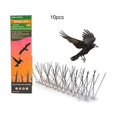 Stainless Steel Animal Fence Garden Fence Bird Spikes Anti Climb Thorn Anti Theft Fencing Trichite Highway Plastic Home Fence Repellents Aliexpress