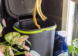 compost at home using a bokashi system