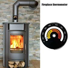 magnetic wood stove pipe fireplace heat