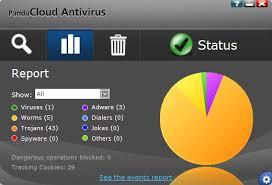 panda cloud antivirus 1 1 0 panda