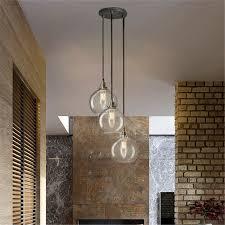 modern island pendant light industrial