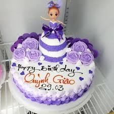 35+ Mẫu bánh sinh nhật màu tím tuyệt đẹp và ấn tượng nhất