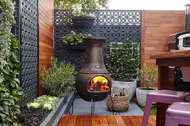 How To Choose A Decorative Outdoor Screen For Your Garden Better Homes And Gardens