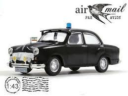 hindustan ambador indian police 1958