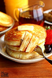 easy gluten free pancakes dairy free