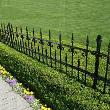 ornament metal garden wrought