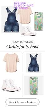 """Adriana Brooks-back to school"""" by ruby-clv on Polyvore featuring Vanilla  Star, Converse, Gap and Casetify   Ropa de moda, Ropa juvenil, Ropa tmblr"""