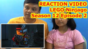Reaction Video LEGO Ninjago Season 12 Original Shorts Minisode 2 Upgrade -  YouTube