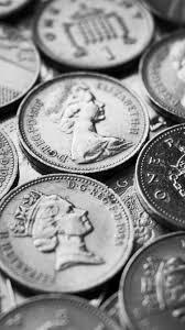 pennies coins money england 750x1334
