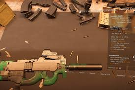 re roll exotics in the division 2