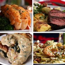 romantic dinners for date night recipes