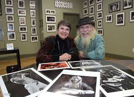 """Gallery Owner Kirsten West and Photographer Kirk West at """"Gallery... News  Photo - Getty Images"""