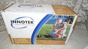 Innotek 2100 Rechargeable In Ground Pet Fencing System Nib Innotek With Images Pets Smart Dog Best Dogs