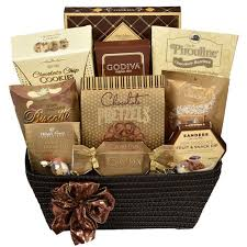 bank of chocolate gift basket tidy s