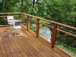 glass panel railings for decks thread