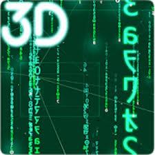 digital rain 3d live wallpaper v1 0 5