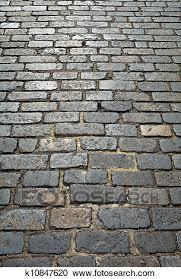 Vieux, londres, rue pavé, fin, haut. Banque d'Image | k10847620 ...