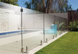 Frameless Glass Fencing Stratco