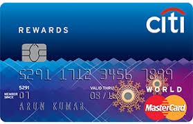 get your citibank rewards credit card