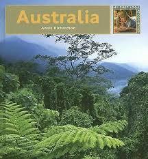 My First Look at - Australia (ExLib) by Adele Richardson 9781583414439 |  eBay