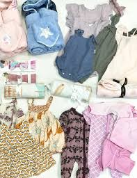 the layette section of denny s fashion