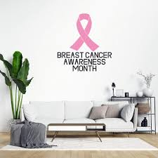 Amazon Com Inspirational Lettering Quote Wall Decal Breast Cancer Awareness Month Motivational Family Inspirational Vinyl Family Wall Decal Family Room Art Decoration Home Decor Family Wall Art 24 Inch Baby
