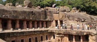 Udayagiri caves in Bhubaneshwar, Travejo.com