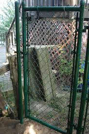 Middlebury Fence Chain Link Fencing Residential Fencing